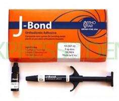 Адгезив ортодонтический J-Bond Contact химического отверждения, 5г+3мл+2.5мл