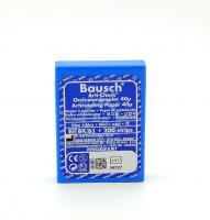 Артикуляционная бумага BK61 40мк синий, 200шт.