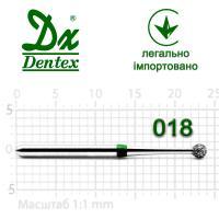 Алмазные турбинные боры Dentex