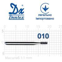 Бор  Dentex, алмазный на турбинный наконечник, 202 диаметр 010, 1шт.