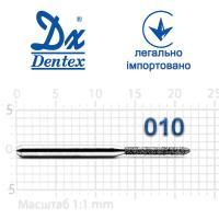 Бор  Dentex, алмазный на турбинный наконечник, 315 диаметр 010, 1шт.