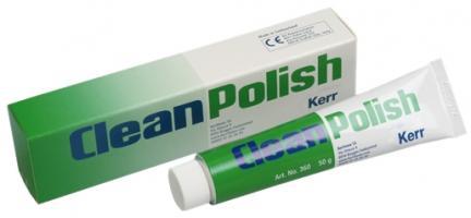 Паста полировочная Клин-Полиш Clean-Polish, 50г