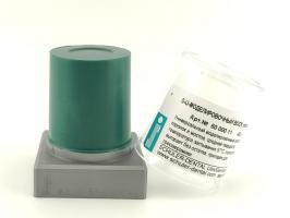Воск Шуллер Schuler моделировочный, зеленый, №6000011, 45г