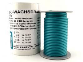 Восковая проволока Шуллер Schuler, сверхтвердая, 4,0мм, 250г