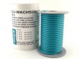 Восковая проволока Шуллер Schuler, сверхтвердая, 5.0мм, 250г