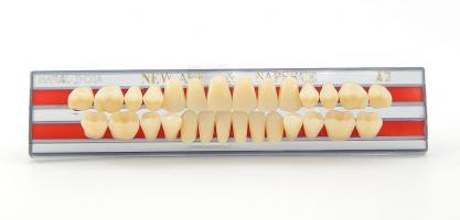 Зубы Yamahachi полный гарнитур А2 SS3