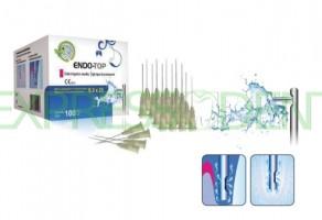 Игла для промывания корневых каналов, 03*25мм, Cerkamed, 1шт.