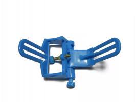 Окклюдатор пластиковый синий