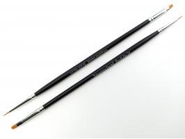 Кисточка Tokuyama №24, для моделирования композита и красителей