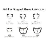 Кламер Hygenic бринкеры В1-B6 набор, для сильно разрушеных зубов