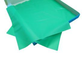 Раббердам платки Sanctuary Dental Dam, зеленые thin, 36шт.