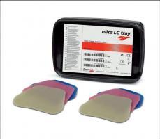 Элит ЛС трей Elit LC tray, пластмасса для изготовления индивидуальных ложек, 1шт.