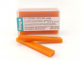 Воск Шуллер Schuler погружной для пресс-керамики, оранжевый, 11,11г