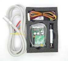 Микромотор MicroNX OP-100E, комплект шланг, плата, свет+вода, Корея