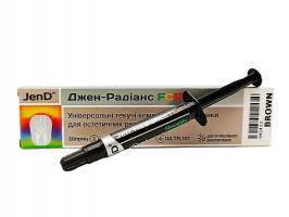 Джен-радианс Jen Radiance краситель, коричневый, шпр.2мл
