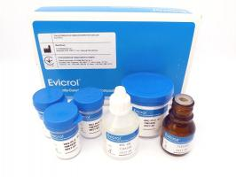 Эвикрол Evicrol, химкомпозит для пломбирования, 40г+3х10г+26г+14г