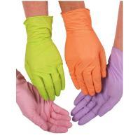 Перчатки нитриловые и латексные