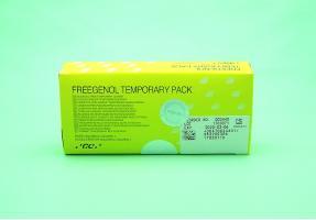 Фригенол Freegenol, цемент временой фиксации, 55г+20г+очиститель