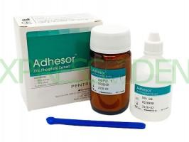 Адгезор Adhesor, цинк-фосфатный цемент, 80г+55г