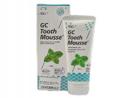 Тус-мус Tooth Mousse, Япония, мята, 35мл
