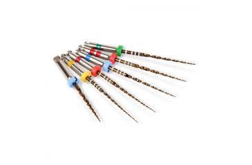 Эндодонтические инструменты