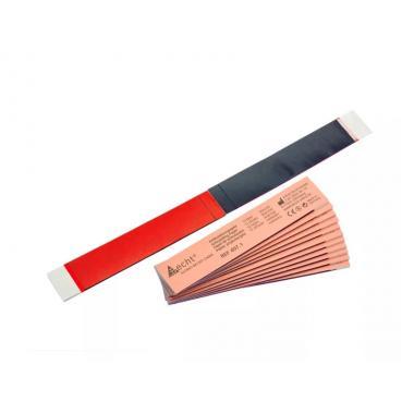 Артикуляционная бумага Becht 80мк сине-красная, 12шт.