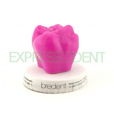 Воск Бредент моделировочный Биотек для виниров-вкладок, фиолетовый, №51000613, 28г