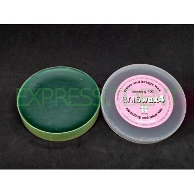 Воск BMS Dental моделировочный универсальный, зеленый, 100г