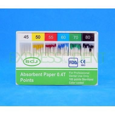 Бумажный штифт HTM №45-80, 04, 100шт.