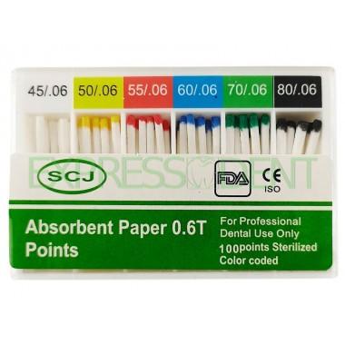 Бумажный штифт HTM №45-80, 06, 100шт.