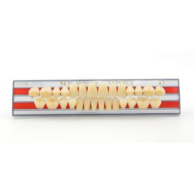 Зубы Yamahachi, жеват.группа, A4 M33, низ, 8шт.