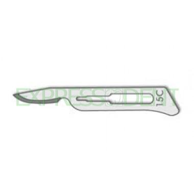 Лезвие для скальпеля №15C, Aesculap
