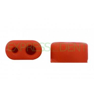 Колпачки резиновые для штифтов Bi-Pin, 500шт.