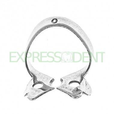 Кламп Asim №0 для премоляров верхней и нижней челюсти, резцов верхней челюсти