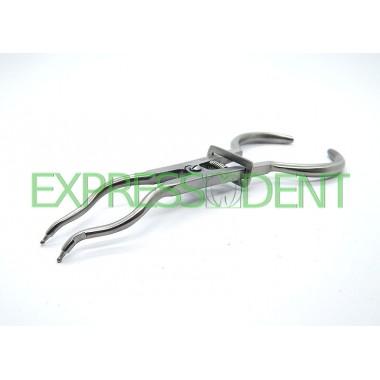 Щипцы для установки клампов, 17,5см Сакред 200-043