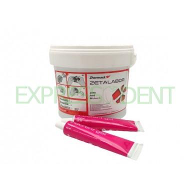 ЗетаЛабор Zetalabor, зуботехнический С-силикон, 5кг+2*60мл активатор