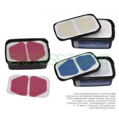 ЛС-трей Omega LC tray, пластмасса для изготовления индивидуальных ложек, 1шт.