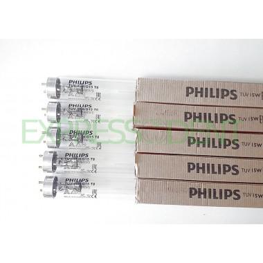 Лампа Philips TUV-8 бактерицидная