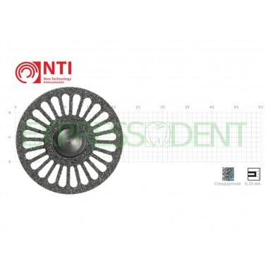 Диск алмазный NTI с дискодержателем 405.524.220