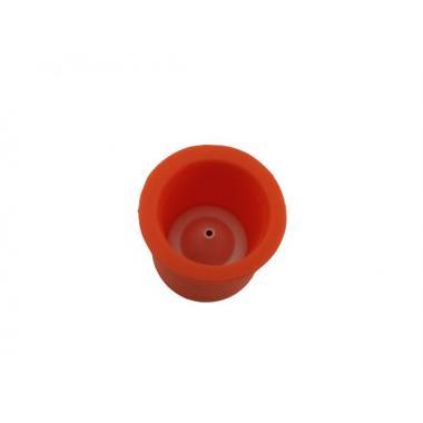 Опока силиконовая Оранжевая №3 круглая 44мм