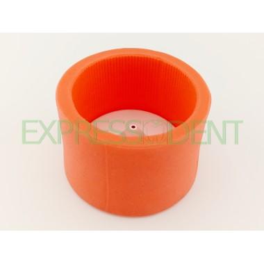 Опока силиконовая Оранжевая №6 круглая 75мм, внутренний 60мм