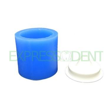Опока силиконовая Синяя №3 круглая 48мм