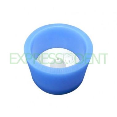 Опока силиконовая Синяя №7 круглая 78мм