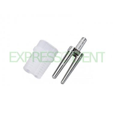 Штифты Bi-V-Pin, Renfert, с пластиковой втулкой №3291000, 100шт.