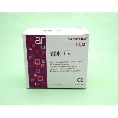 Арде Фикс Arde Fix, стеклоиономерный фиксирующий цемент, Ардения, 24г+10г