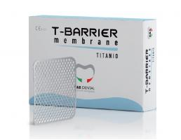Мембрана титановая B&BDental T-Barrier Titanio, комплект 2шт