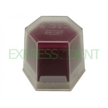 ГЕО воск клеевой малиновый прозрачный, 488-1000, 75г