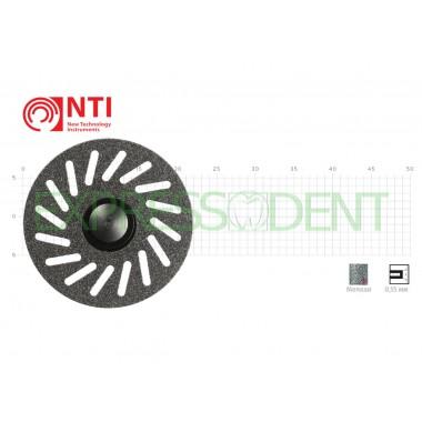 Диск алмазный NTI с дискодержателем 605.514.220