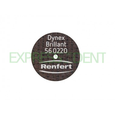 Диск отрезной Dynex Brilliant 560220, 20*0,20мм, Renfert