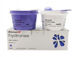 Гидрорайз Hydrorise Putty, гипергидрофильный A-силикон, база 300мл + катализатор 300мл